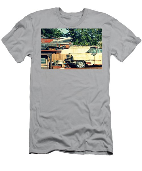 Cadillacs In Decay Men's T-Shirt (Athletic Fit)