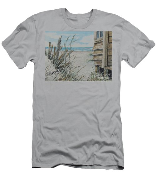 Calling Me Sold  Men's T-Shirt (Athletic Fit)