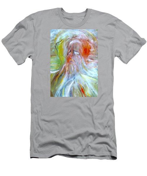 Calvary Men's T-Shirt (Slim Fit) by Henryk Gorecki