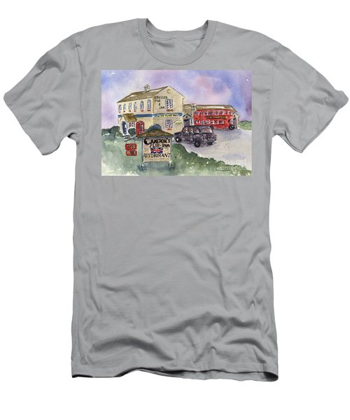 Cameron's Pub And Restaurant Men's T-Shirt (Athletic Fit)