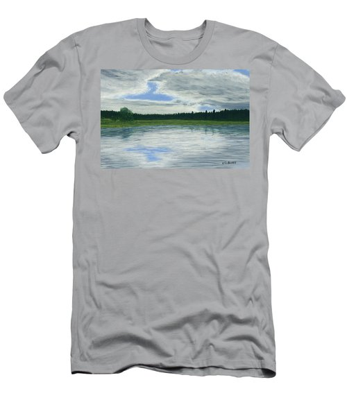 Canadian Serenity Men's T-Shirt (Athletic Fit)