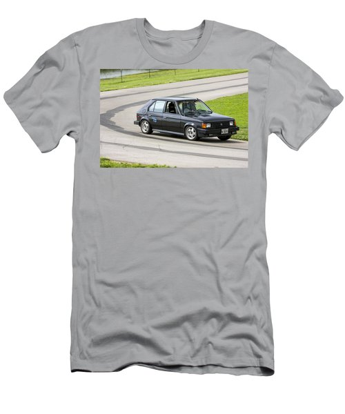 Car No. 76 - 03 Men's T-Shirt (Athletic Fit)