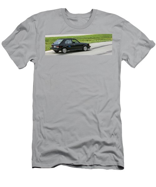 Car No. 76 - 08 Men's T-Shirt (Athletic Fit)