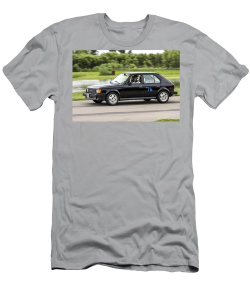 Car No. 76 - 01 Men's T-Shirt (Athletic Fit)