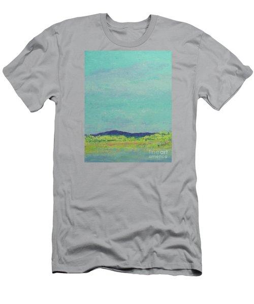 Carolina Spring Day Men's T-Shirt (Athletic Fit)