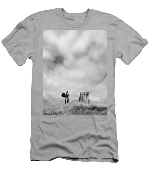 Cart Art No. 10 Men's T-Shirt (Athletic Fit)