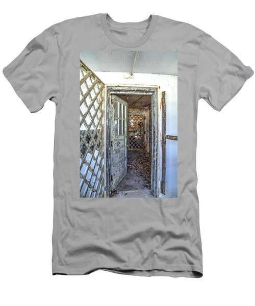 Chain Gang-1 Men's T-Shirt (Athletic Fit)