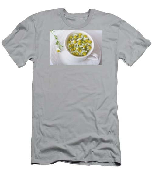 Chamomile Tea Men's T-Shirt (Athletic Fit)