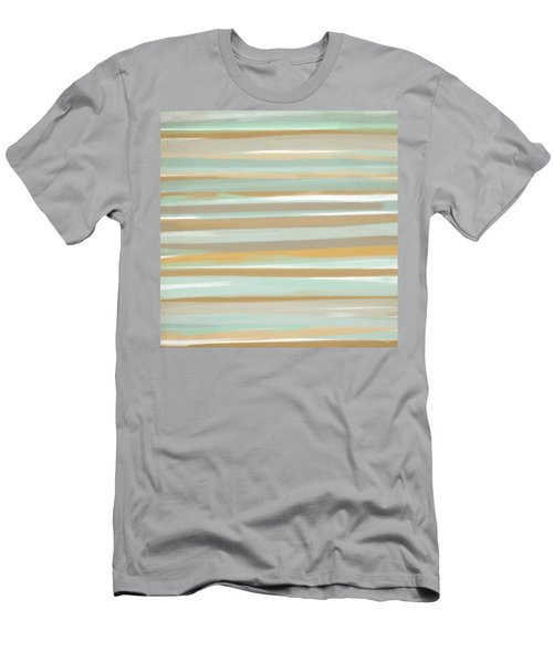 Champagne And Gold Men's T-Shirt (Athletic Fit)