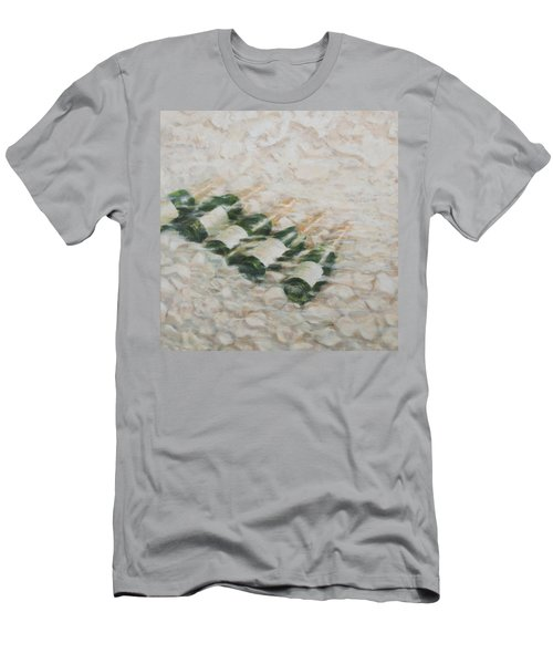 Champagne Cooling Men's T-Shirt (Athletic Fit)