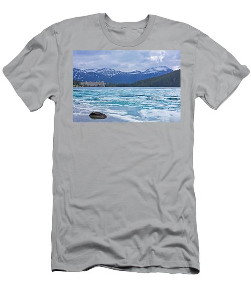 Chateau Lake Louise #2 Men's T-Shirt (Athletic Fit)