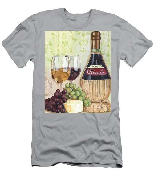 Chianti And Friends Men's T-Shirt (Athletic Fit)