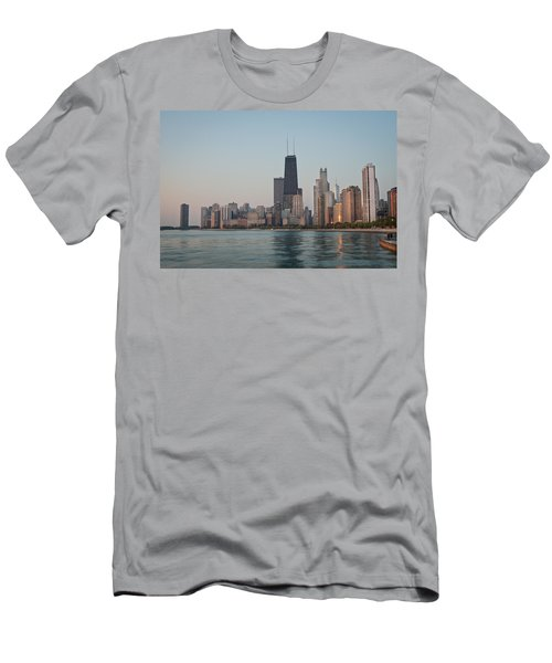 Chicago Morning Men's T-Shirt (Athletic Fit)
