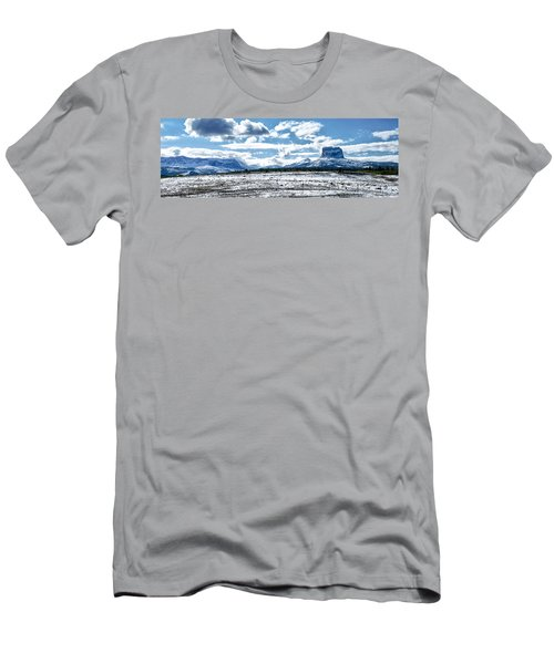Chief Of The Mountains Men's T-Shirt (Athletic Fit)
