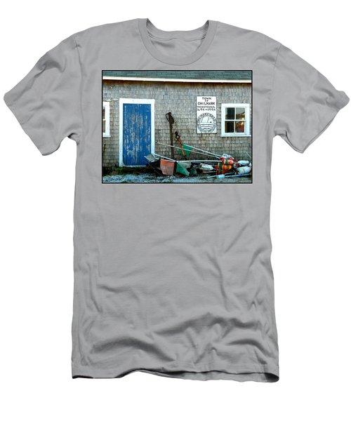 Chilmark Dock Shack Men's T-Shirt (Athletic Fit)