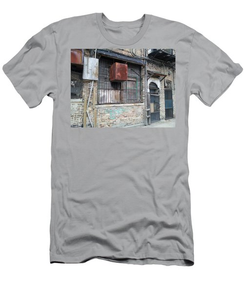 China Town Men's T-Shirt (Athletic Fit)