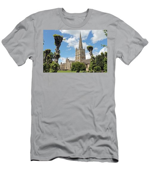 Church Of St John The Baptist Men's T-Shirt (Athletic Fit)