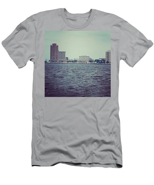 City Across The Sea Men's T-Shirt (Athletic Fit)