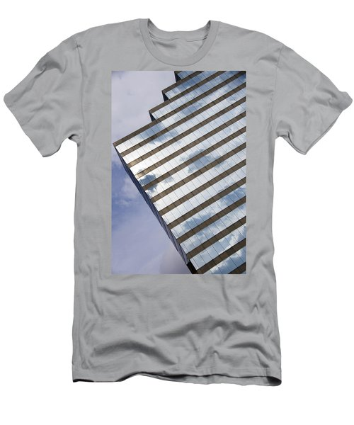 City Cloudscape Men's T-Shirt (Athletic Fit)