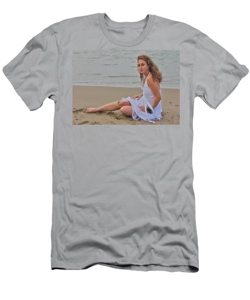 Clarity Men's T-Shirt (Slim Fit) by Nick David