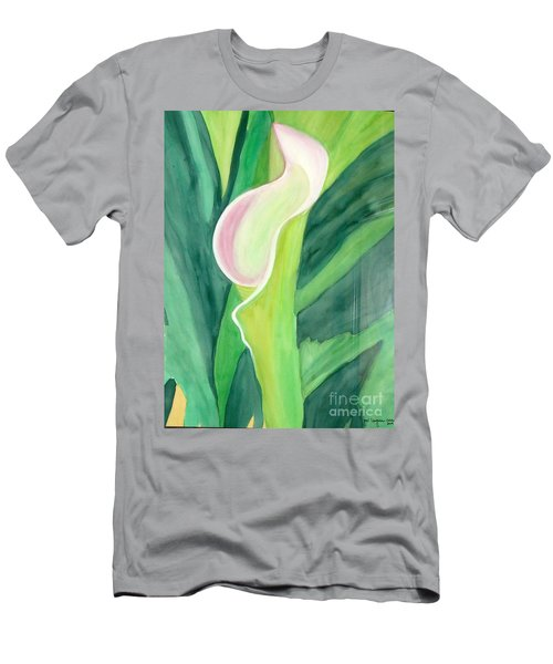 Classic Flower Men's T-Shirt (Athletic Fit)