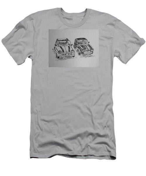 Classic Minis Men's T-Shirt (Athletic Fit)
