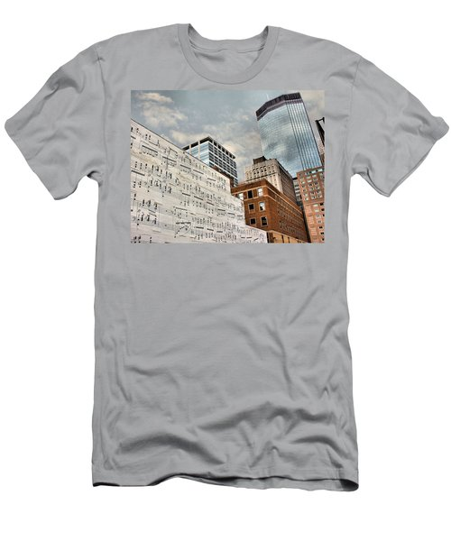 Classical Graffiti Men's T-Shirt (Athletic Fit)