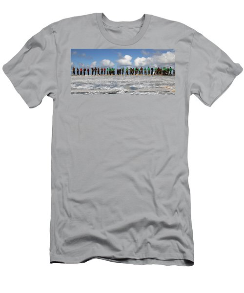 Cleaning The Deck Men's T-Shirt (Athletic Fit)