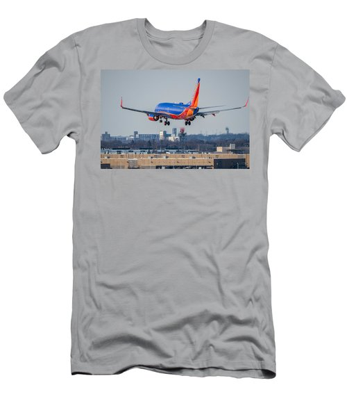 Cleared For Landing Men's T-Shirt (Athletic Fit)