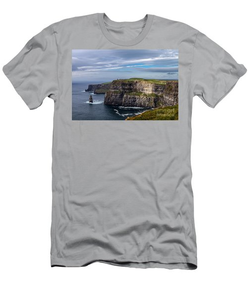 Cliffs Of Moher I Men's T-Shirt (Athletic Fit)