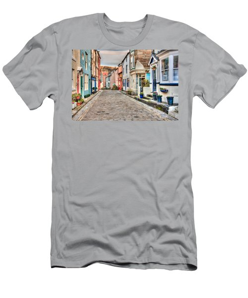 Cobbled Street Men's T-Shirt (Athletic Fit)