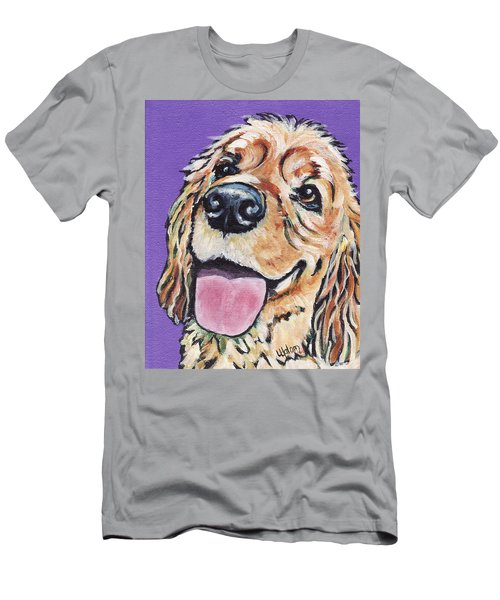 Cocker Spaniel Men's T-Shirt (Athletic Fit)