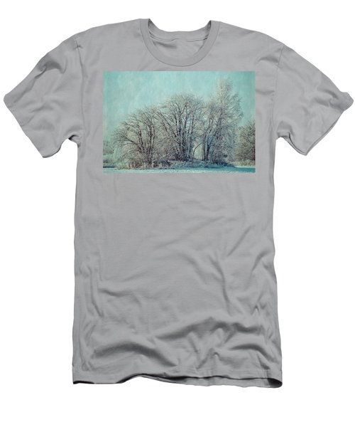Cold Winter Day Men's T-Shirt (Athletic Fit)