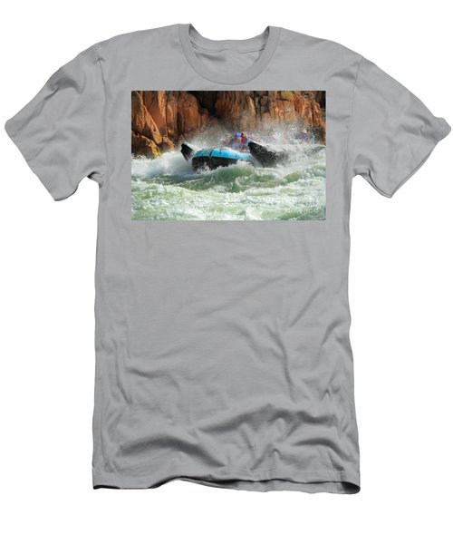 Colorado River Rafters Men's T-Shirt (Athletic Fit)