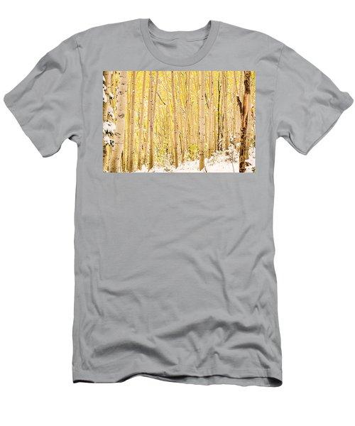 Colored Pencils Men's T-Shirt (Athletic Fit)