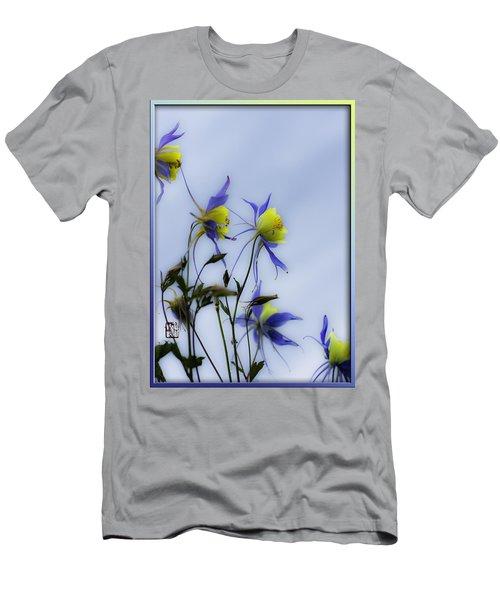 Columbines Men's T-Shirt (Athletic Fit)