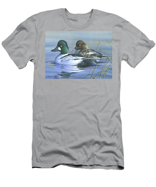 Common Goldeneye Men's T-Shirt (Athletic Fit)
