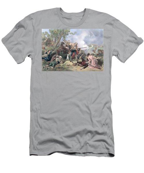 Concord/lexington, 1775 Men's T-Shirt (Athletic Fit)