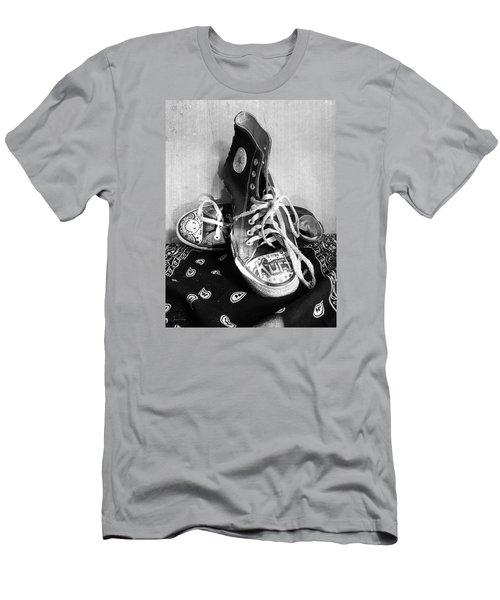 Converse Graffiti Men's T-Shirt (Athletic Fit)