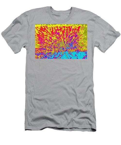 Cosmic Series 015 Men's T-Shirt (Athletic Fit)