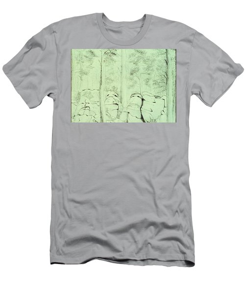 Council Of The Elders Men's T-Shirt (Athletic Fit)