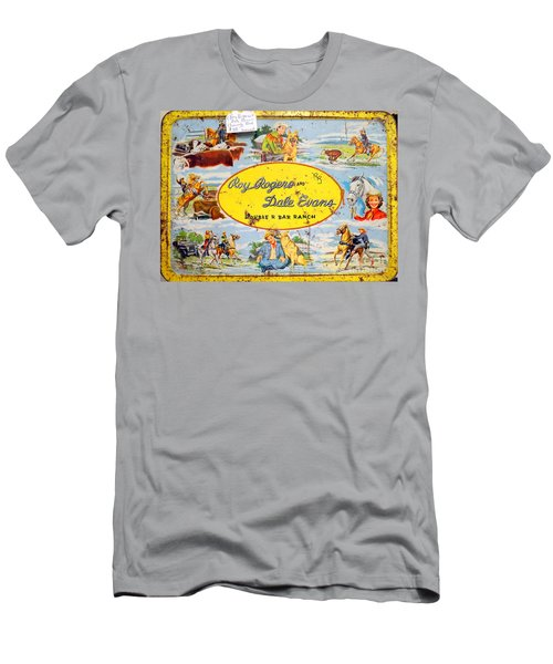 Cowboy Lunchbox Men's T-Shirt (Athletic Fit)