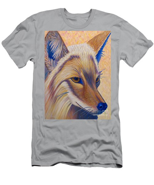 Coyote Summer Men's T-Shirt (Athletic Fit)