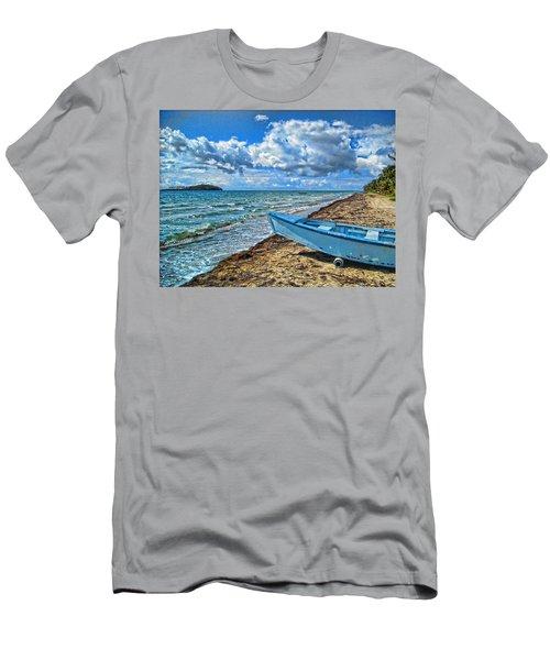 Crash Boat Men's T-Shirt (Athletic Fit)