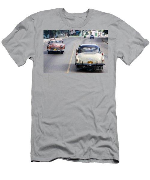 Cuba Road Men's T-Shirt (Athletic Fit)