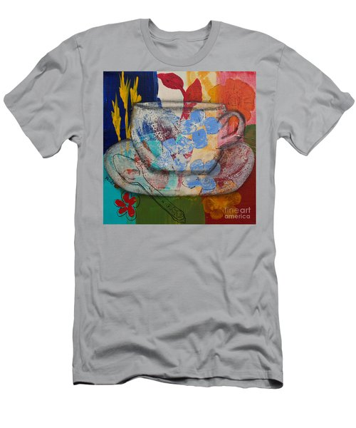 Cuppa Luv Men's T-Shirt (Athletic Fit)