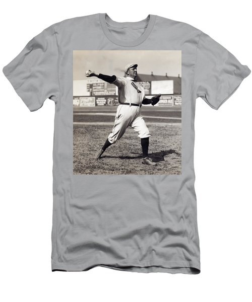Cy Young - American League Pitching Superstar - 1908 Men's T-Shirt (Athletic Fit)