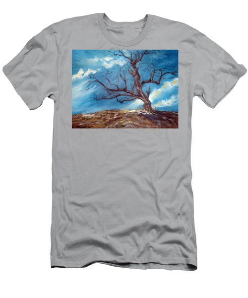 Daddy's Tree Men's T-Shirt (Athletic Fit)