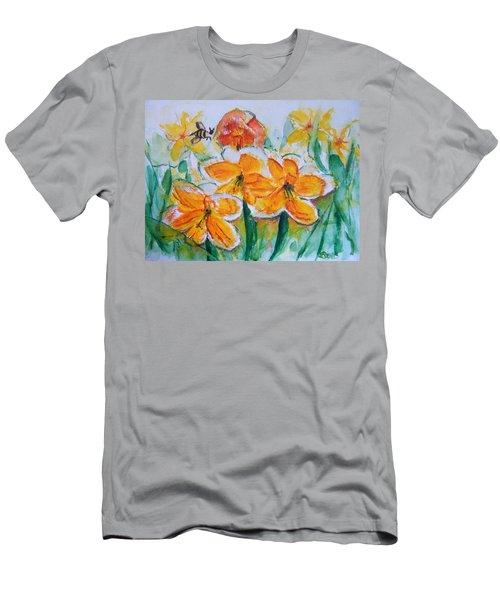 Daffies Men's T-Shirt (Athletic Fit)