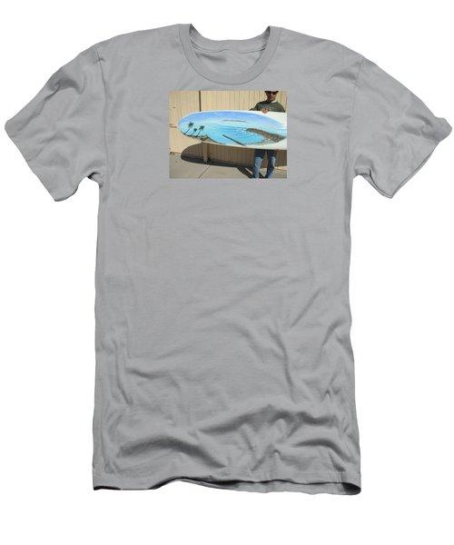 Dana Point 1950s Men's T-Shirt (Athletic Fit)